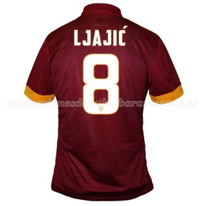 Camiseta del Ljajic AS Roma Primera Equipacion 2014/2015