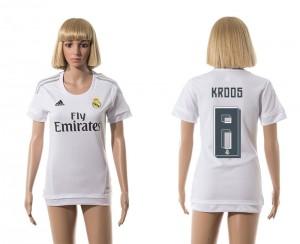 Camiseta de Real Madrid Mujer