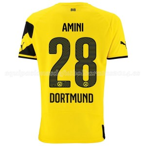 Camiseta Borussia Dortmund Amini Primera 14/15