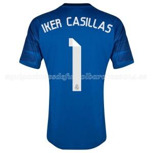 Camiseta Portero nueva del Real Madrid 2014/2015 Iker Casillas Primera