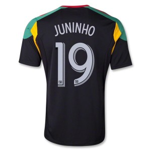 Camiseta nueva Los Angeles Galaxy Juninho Tercera 13/14