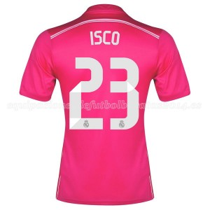 Camiseta nueva Real Madrid Isco Equipacion Segunda 2014/2015