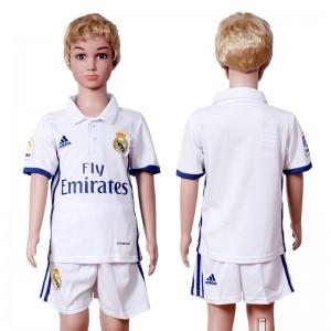 Niños Camiseta del Real Madrid 2016/2017
