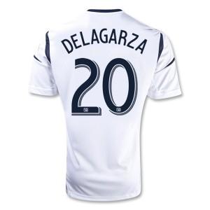 Camiseta nueva del Los Angeles Galaxy 2013/2014 Delagarza Primera