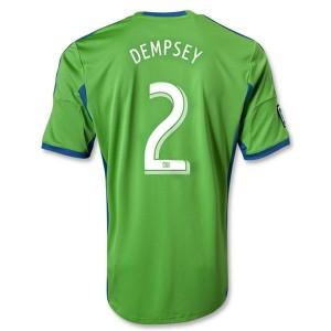 Camiseta de Seattle Sound Primera Dempsey Equipaci Tailandia