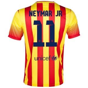 Camiseta Barcelona Neymar Jr Segunda 2013/2014