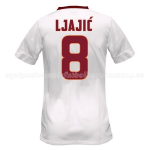 Camiseta nueva del AS Roma 2014/2015 Equipacion Ljajic Segunda