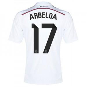 Camiseta nueva del Real Madrid 2014/2015 Equipacion Arbeloa Primera