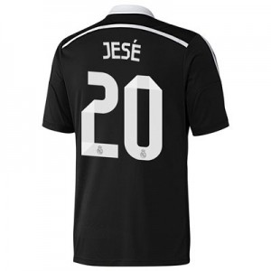 Camiseta nueva del Real Madrid 2014/2015 Equipacion JESE Tercera