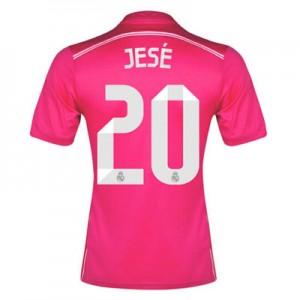 Camiseta del JESE Real Madrid Segunda Equipacion 2014/2015