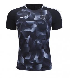 camisa de entrenamiento nueva del Paris Saint Germain 2017/2018 Equipo tercer