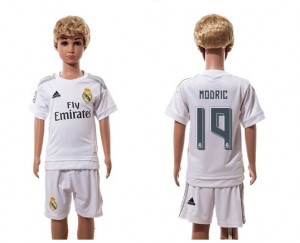 Camiseta de Real Madrid 2015/2016 Home 19 Niños