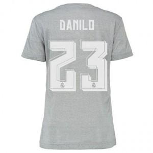 Camiseta de Real Madrid 2015/2016 Segunda Danilo Equipacion Mujer