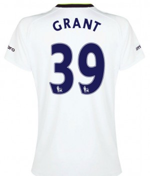 Camiseta de Tottenham Hotspur 14/15 Tercera Lennon