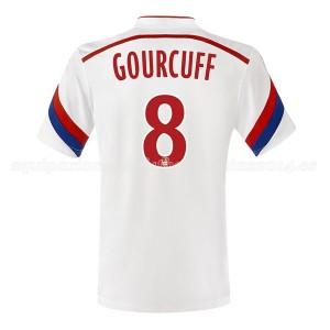 Camiseta del Gourcuff Lyon Primera 2014/2015