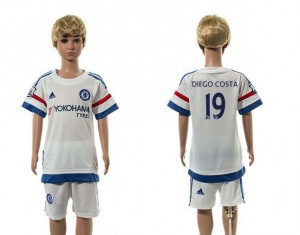 Camiseta de Chelsea 2015/2016 19 Niños