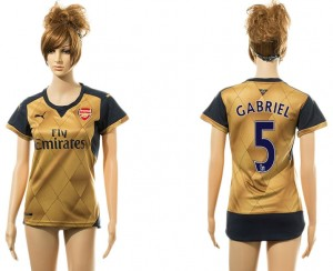 Camiseta de Arsenal Away 5#