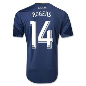 Camiseta nueva del Los Angeles Galaxy 2013/2014 Rogers Segunda