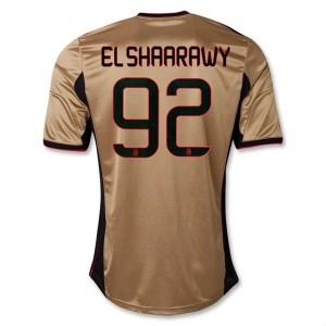 Camiseta de AC Milan 2013/2014 Tercera El Shaarawy Equipacion
