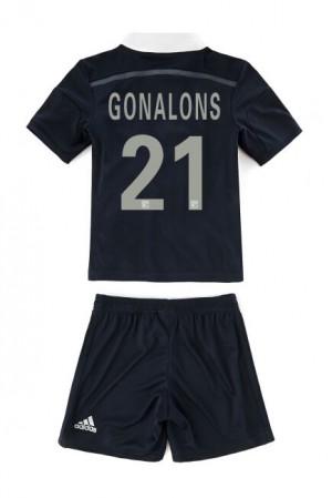 Camiseta nueva del Arsenal 2013/2014 Equipacion Tailandia Primera