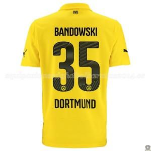 Camiseta nueva Borussia Dortmund Bandowski Primera 14/15