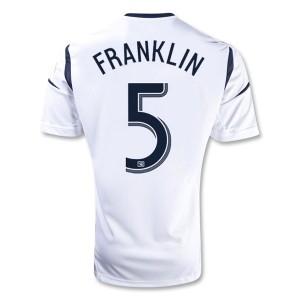 Camiseta del Franklin Los Angeles Galaxy Primera 2013/2014