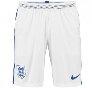 Shorts nueva del Inglaterra 2016-2017 (Blanco) Home