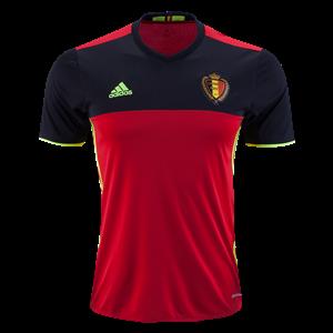 Camiseta nueva Belgium Equipacion Primera 2016