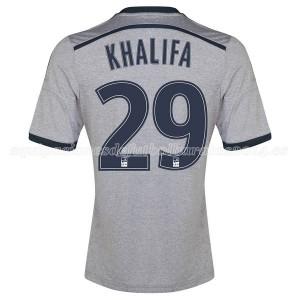 Camiseta del Khalifa Marseille Segunda 2014/2015