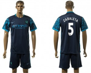 Camiseta nueva Manchester City 5# Away