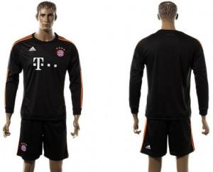 Camiseta nueva del Bayern Munich 2015/2016 Manga Larga Primera