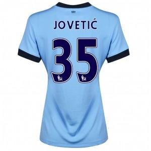 Camiseta Manchester City J.Navas Tercera 2014/2015