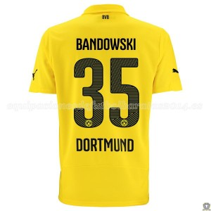 Camiseta Borussia Dortmund Bandowski Tercera 14/15
