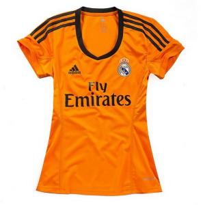 Camiseta nueva Real Madrid Mujer Equipacion Tercera 2013/2014