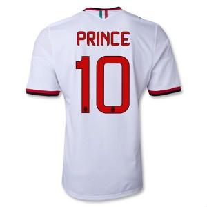 Camiseta AC Milan Prince Segunda Equipacion 2013/2014