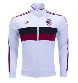 3 rayas abrigo deportivo de AC Milan 2017/2018