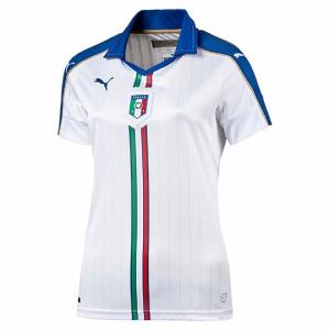 Camiseta de ITALIA REPLICA VISITANTE Mujer