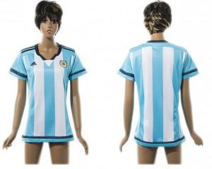 Camiseta nueva Argentina Mujer 2015/2016