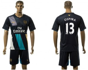 Camiseta Arsenal 13# Away