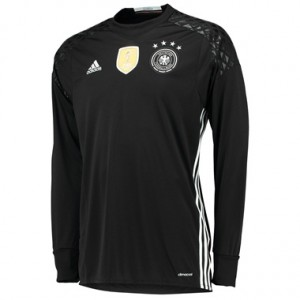 Camiseta Portero nueva Alemania Equipacion Primera 2016