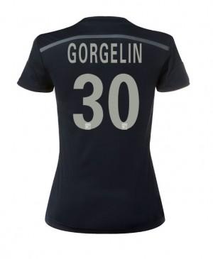 Camiseta nueva del Marseille 2014/2015 Lemina Tercera