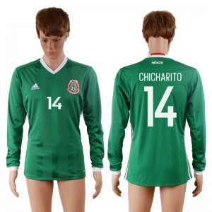 Camiseta nueva Mexico 14# 2016-2017