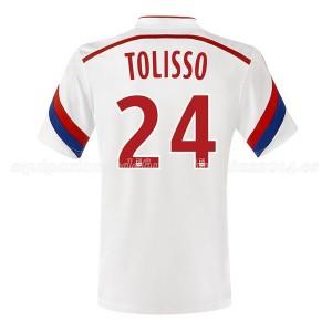Camiseta nueva del Lyon 2014/2015 Tolisso Primera
