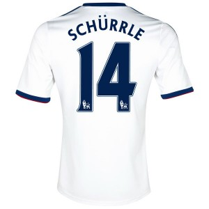 Camiseta de Chelsea 2013/2014 Segunda Schurrle Equipacion