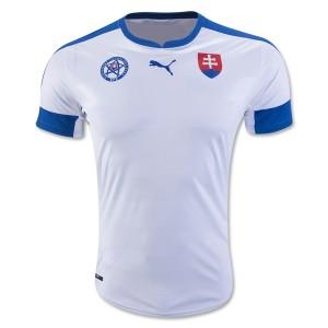 Camiseta de Eslovaquia 2016/2017