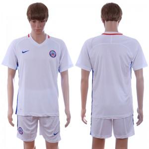 Camiseta Chile 2016/2017