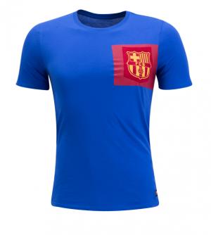 Camiseta nueva del Barcelona 2017/2018 bolsillo