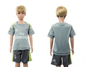 Camiseta Real Madrid 3# 2015/2016 Niños