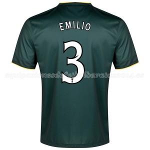 Camiseta del Emilio Celtic Segunda Equipacion 2014/2015