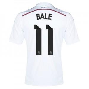 Camiseta nueva del Real Madrid 2014/2015 Equipacion Bale Primera